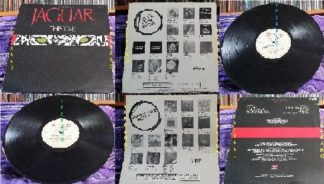 JAGUAR This Time LP RRR-207. Great AOR tinged Hard Rock from the ex NWOBHM band.