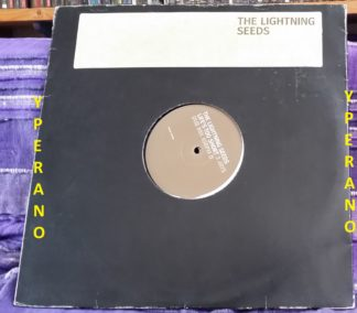 "The LIGHTNING SEEDS Life's too Short 12"" PROMO. 2 — Vinyl, 12"". Double 2X 12""s. Check video"