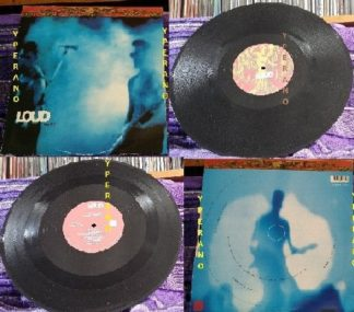"LOUD: Easy 12"" + 2 unavailable rare songs. Check video. Hard alternative, gothic metal. Killing Joke, Last Crack, New Model Army"