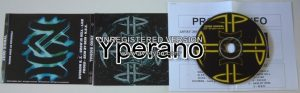 ZERO SIGNAL: promo (press release) s.t /1st / debut CD Italian Death / Thrash Metal: 21 minutes of rage and violence! PANTERA..