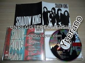 SHADOW KING: Shadow King (1st, debut, s.t) CD. Foreigner singer Lou Gramm + guitarist Vivian Campbell (Def Leppard, Dio). VIDEO