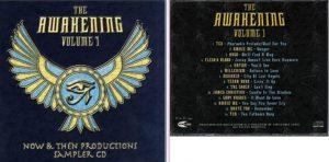 The Awakening Volume 1, Now & Then Sampler CD. s. Ten, Amaze Me, James Christian etc.