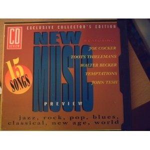 CD Review December 1994 CD. Rare. Neil Peart (Rush drummer), Ginger Baker Trio, Joe Cocker, etc. s / videos