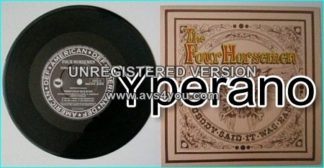 "The FOUR HORSEMEN: Nobody said it was easy + Homesick Blues 7"" Rare. Check video"