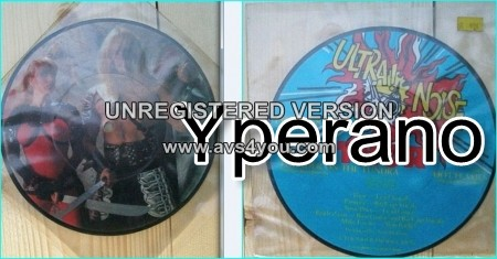 """THOR: Thunder on the Tundra 7""""+ Hot Flames.. picture disc. Check videos."""