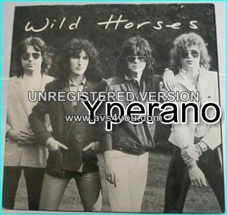 "WILD HORSES: Criminal Tendencies 7"" + The rapist (unreleased). RAINBOW, THIN LIZZY, Motorhead band members! Check audio samples"