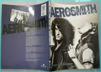 AEROSMITH: The fall and rise of Aerosmith (BOOK)