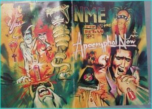 NME the Return of Apocryphal Now (funny stories, Rock bands)