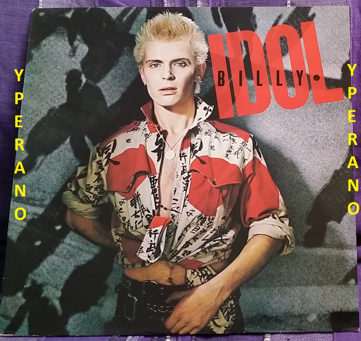 White Wedding Billy Idol.Billy Idol Billy Idol 1982 Lp Debut Videos White Wedding Hot In The City