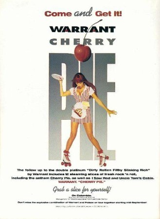 Warrant Cherry Pie 7 Thin Disguise Check Video