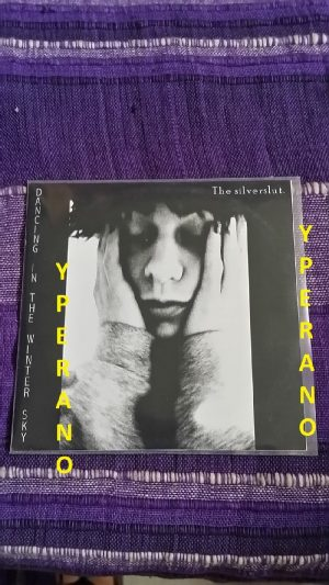 The SILVERSLUT: Dancing in the Winter Sky EP (2002) CDR promo with lyrics