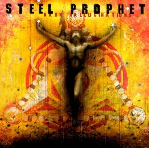 Steel Prophet: Dark Hallucinations CD-R free for orders of £20+ Fates Warning cover