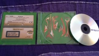 SMEAR: SMEAR CDR Promo. Rare. Modern Metal, Check samples. Free for orders of £15