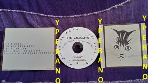 The sandcats: Dirges in the dark (the demos e.p) CD PROMO. Free for orders of £15+