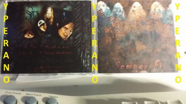 SEMPER FI: SF CDR ltd promo. Metallica / Maiden. Check sample. Free for orders of £15+