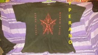 Celtic Frost: Morbid Tales T-shirt.