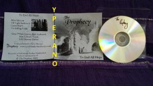 The Prophecy: To End All Hope Demo CDr PROMO. Doom Metal. Check sample