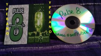 Pulse 8: drop the 8 bomb CDR Modern Metal Demo Promo. Check video (White / Rob Zombie) Free for orders of £15+