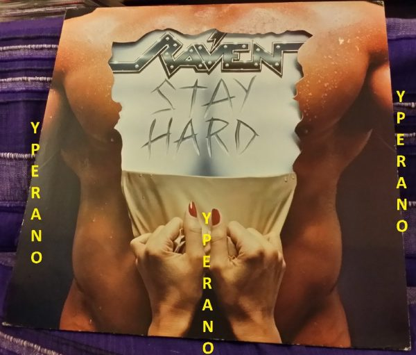 RAVEN: Stay Hard LP. N.W.O.B.H.M. Check VIDEO