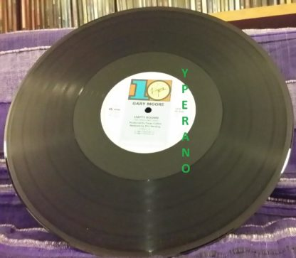 """GARY MOORE: Empty Rooms 12"""" UK (Extended Mix) +2. Check videos. Free £0 for vinyl orders of £45+"""