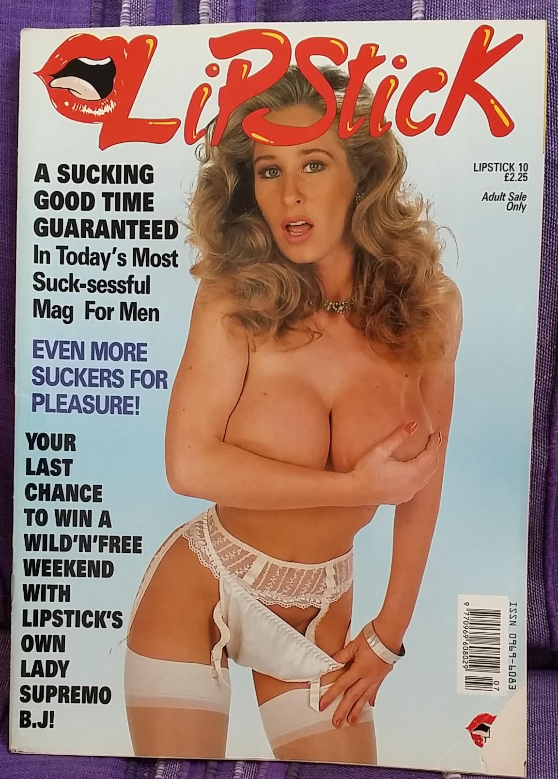 Tits vintage magazine apologise, but